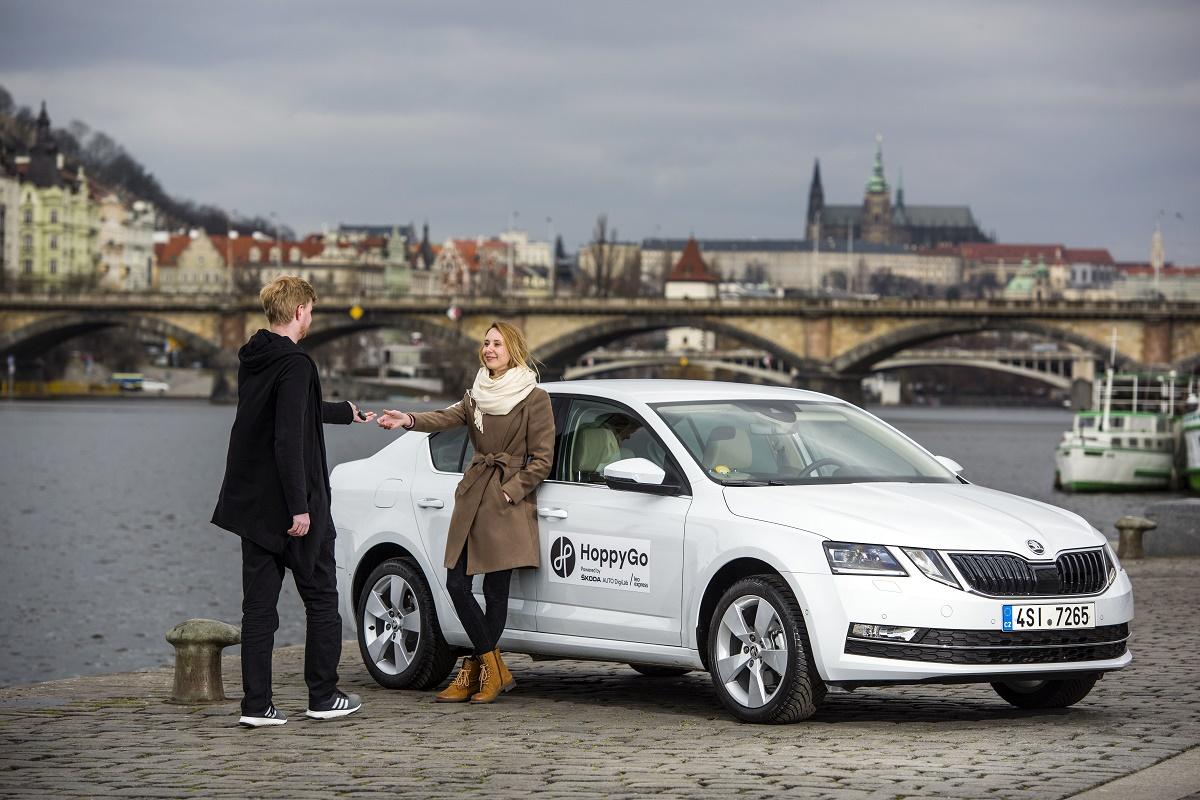 HoppyGo se spojuje s car-sharingovou službou SmileCar