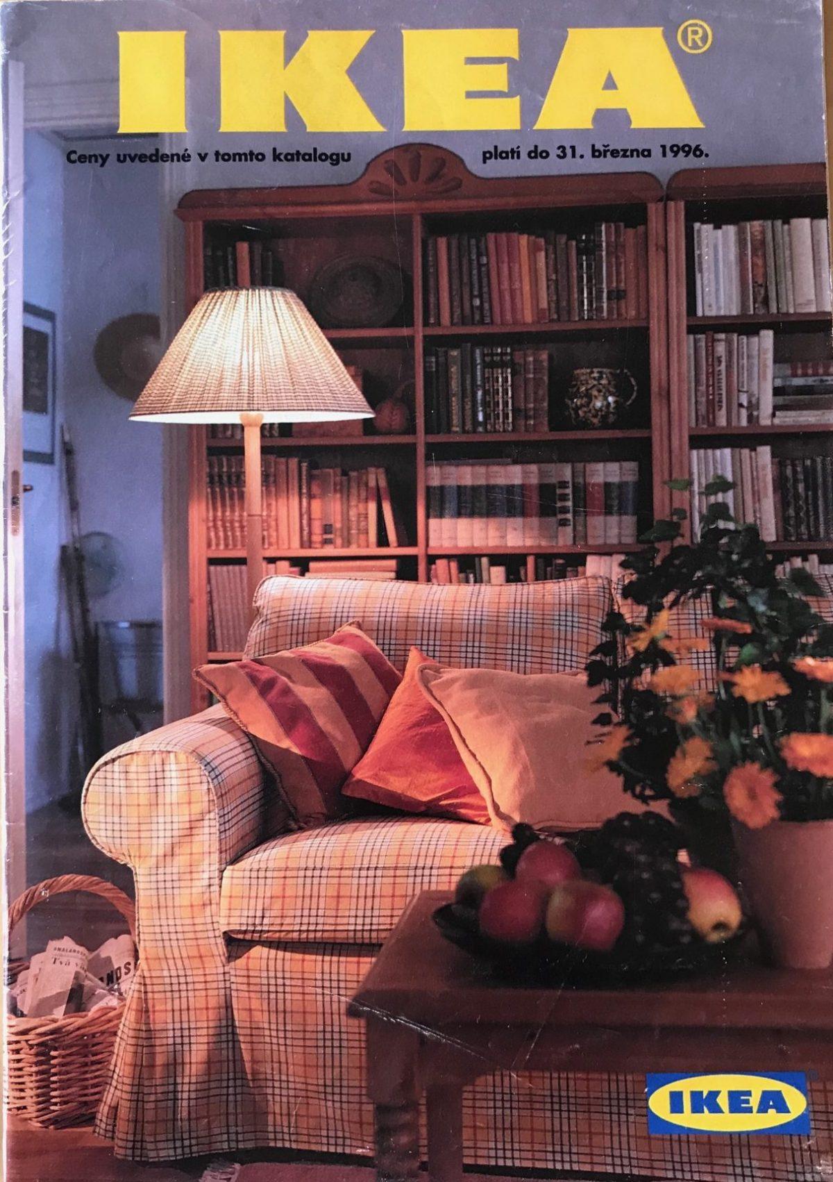 První z dvojvydání katalogu pro rok 1996