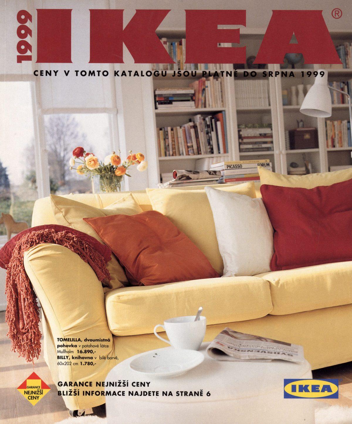 Katalog pro rok 1999