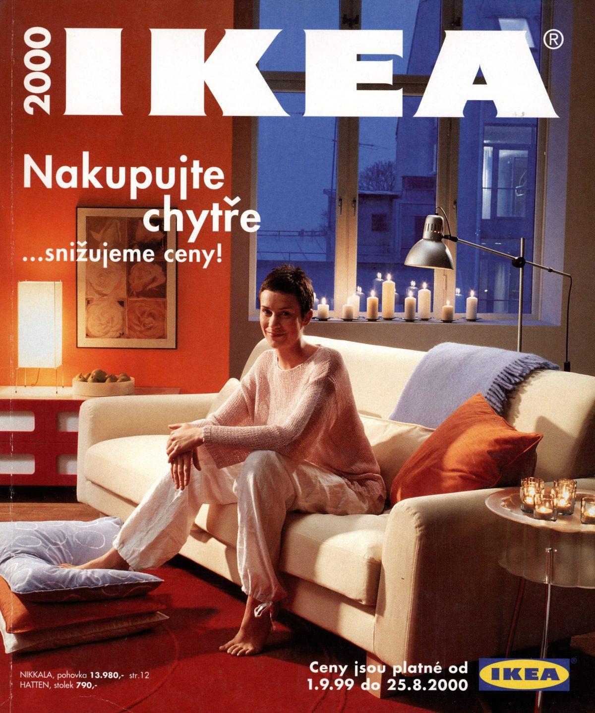 Vydání českého katalogu v novém miléniu