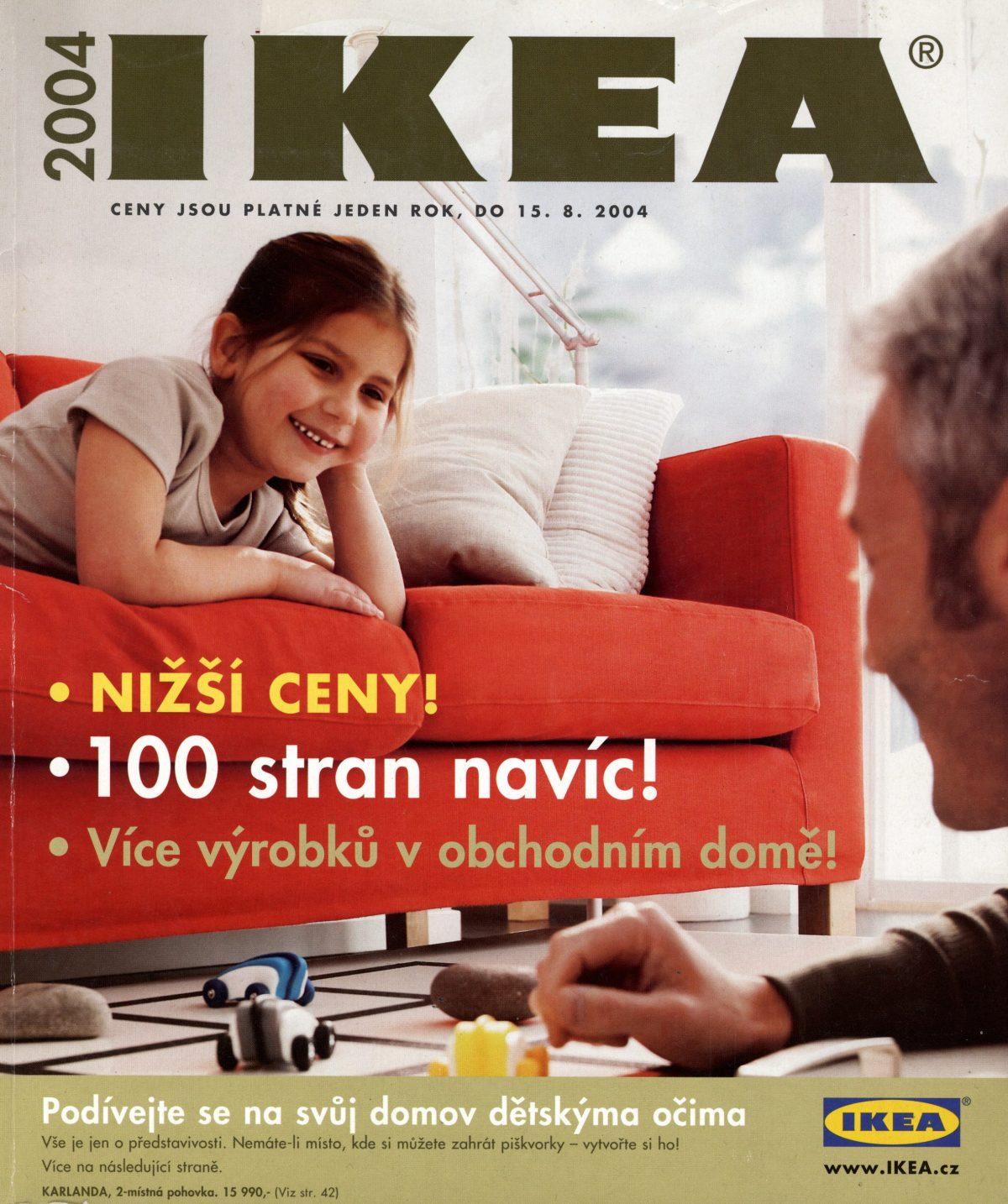 Katalog pro rok 2004