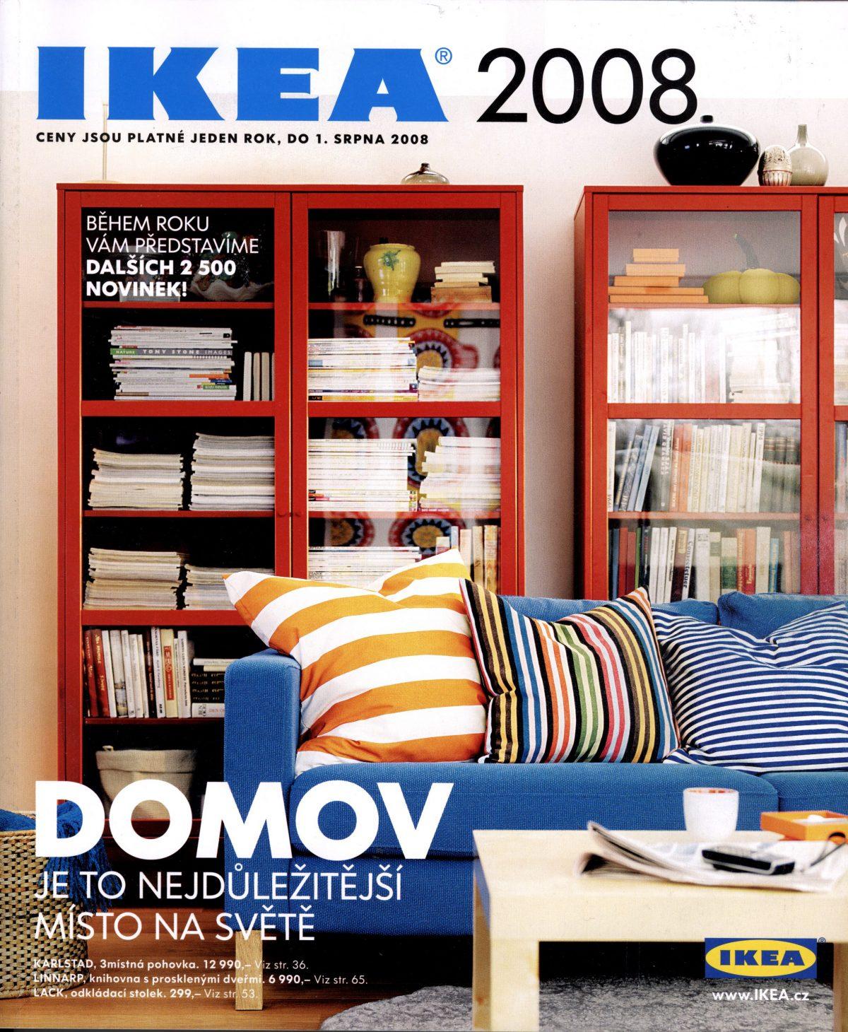 Vydání katalogu před deseti lety