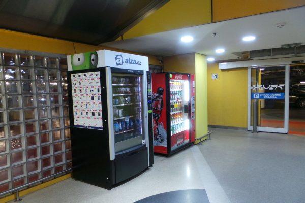 Alza.cz expanduje do Rakouska. V Česku spouští prodejní automaty