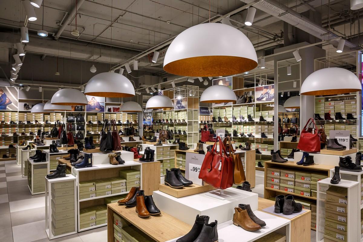 Nový koncept prodejen s obuví CCC