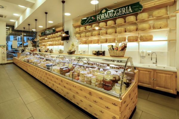 La Formaggeria Gran Moravia jde na Anděl a do Quadria, v Olomouci spustí rozvoz