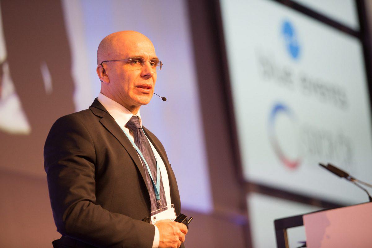 Roman Janovič ze společnosti Cisco. Foto: David Bruner