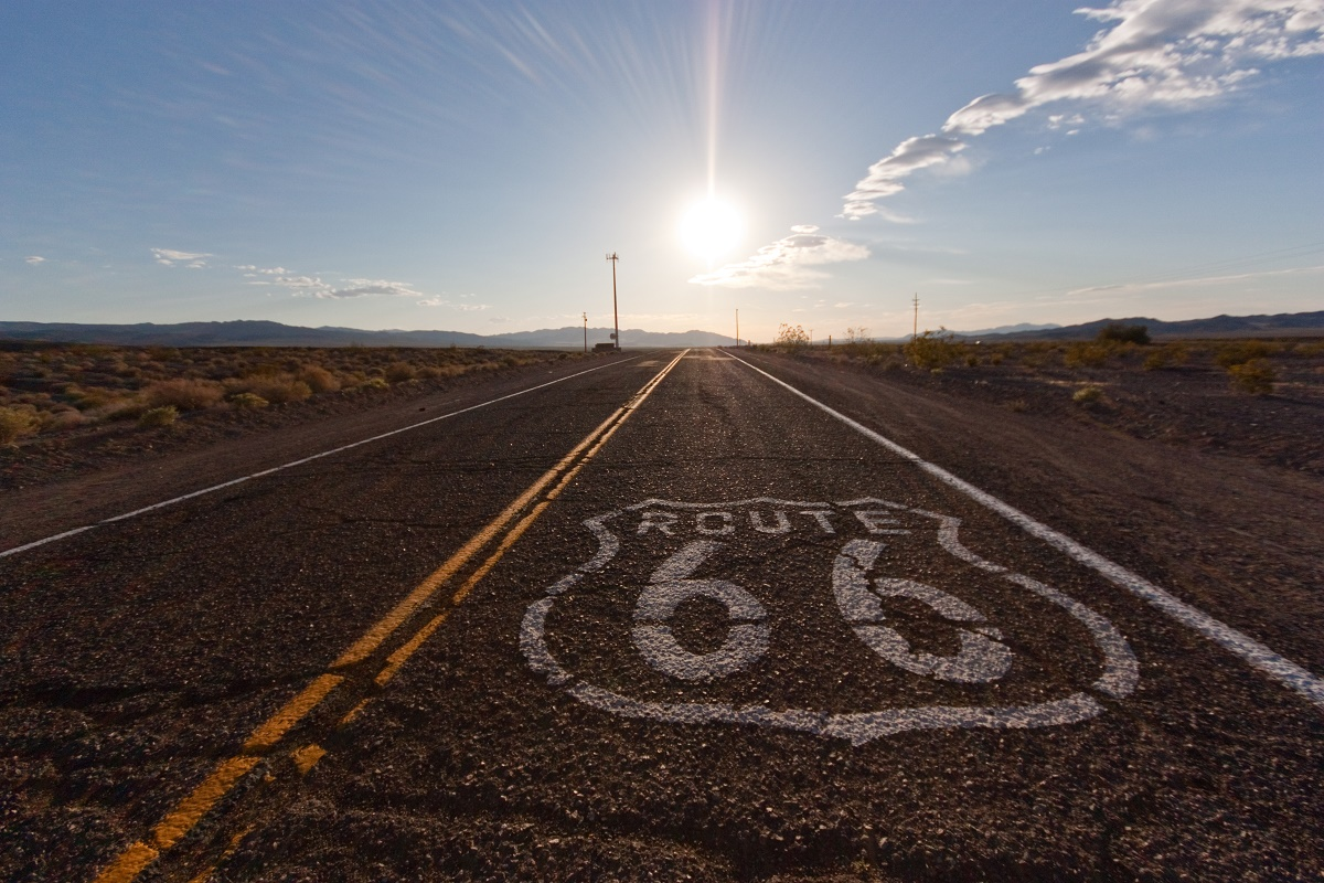 Route 66 má vlastní navigační aplikaci
