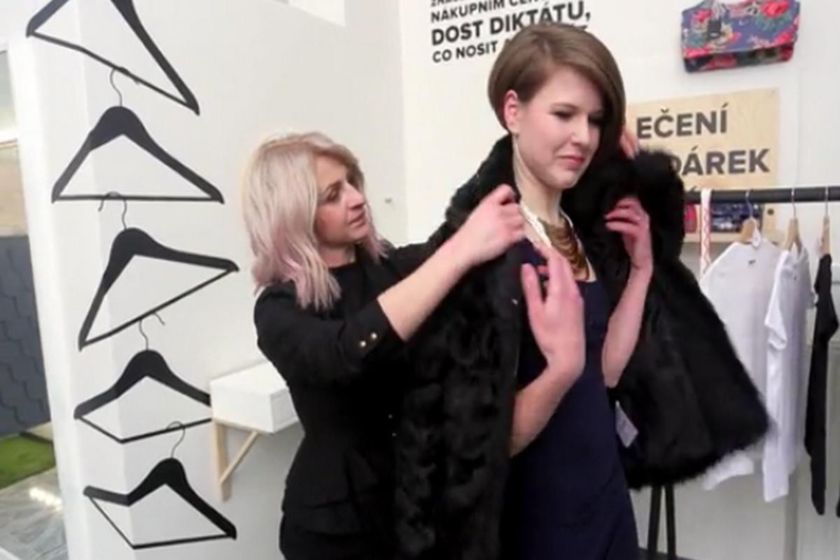 S výběrem oblečení pomáhají v Zootu osobní stylisté