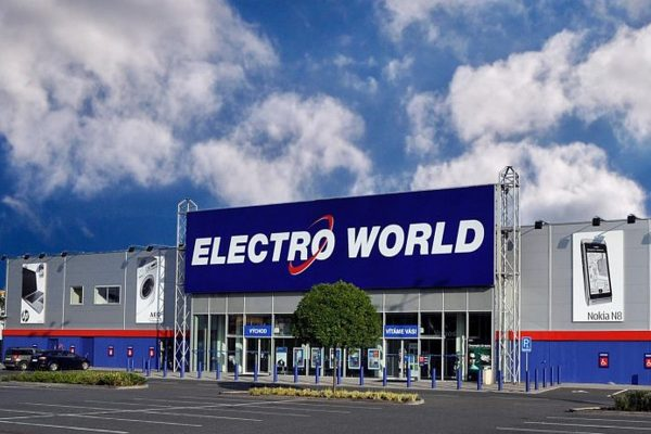 Electro World. Zdroj: Facebook Electro World