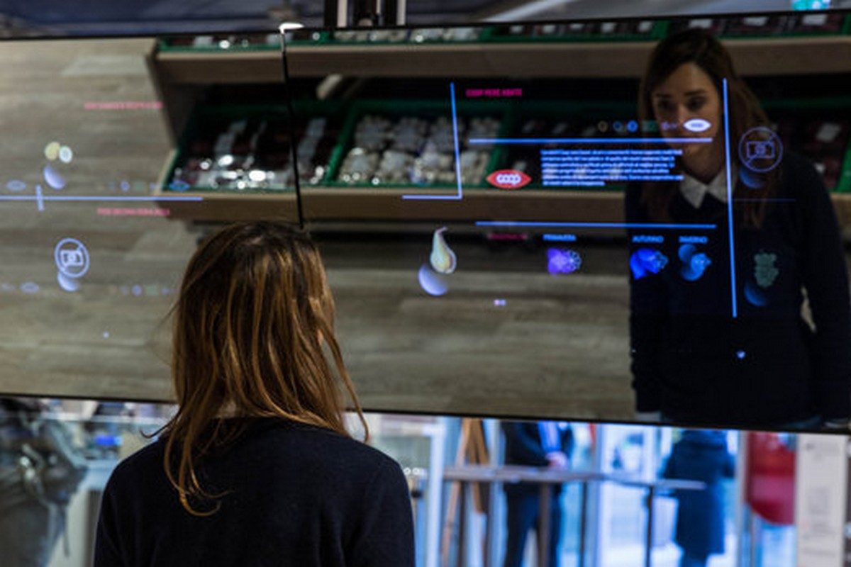 Supermarket budoucnosti otevřel v Coopu