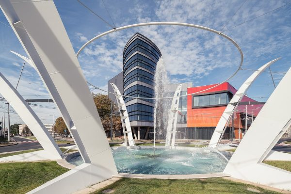 V Hradci Králové otevírá nové obchodní centrum Aupark