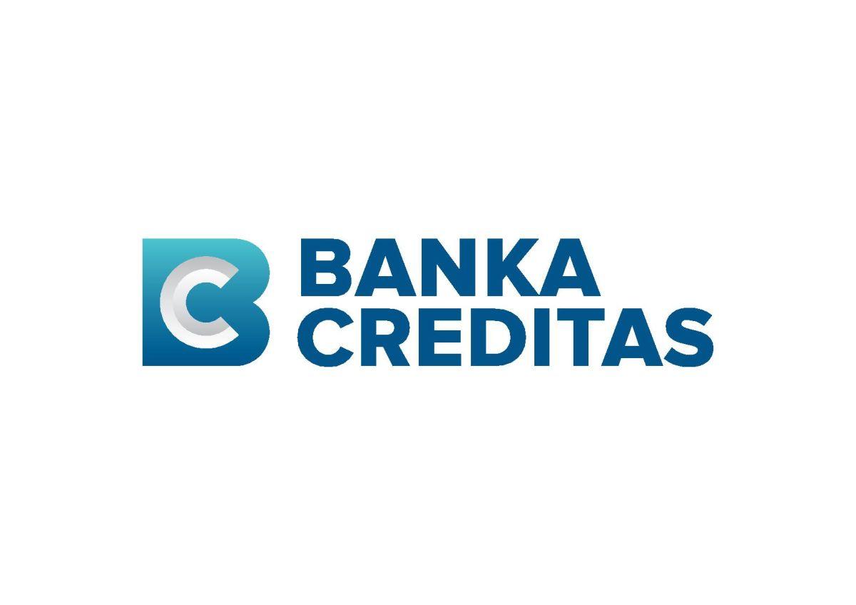 Logo Banka Creditas od Dynamo Design
