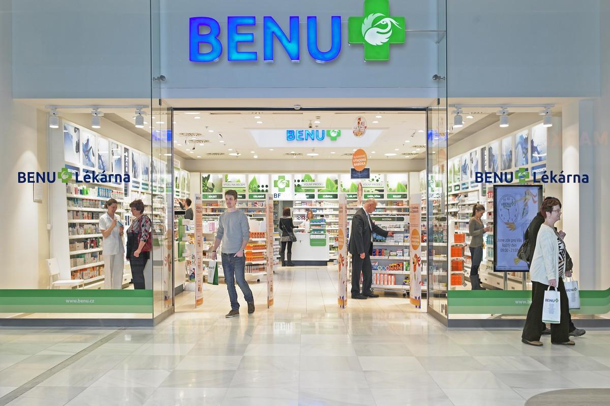 Lékárna Benu