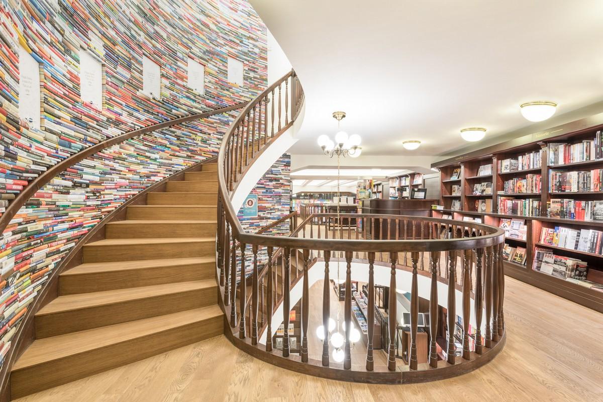 Rekonstrukcí prošlo i knihkupectví Barvič a Novotný v Brně