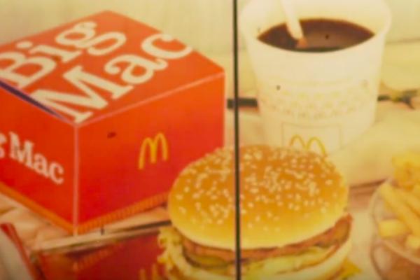 """""""Big Mac v ČSSR je konečně úmyslné retro"""""""