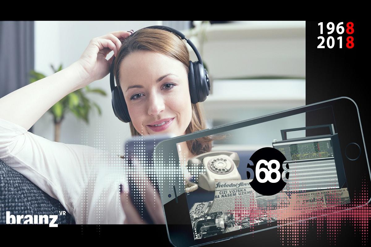 Český rozhlas připravuje aplikaci spojující prvky prostorového zvuku a rozšířené reality