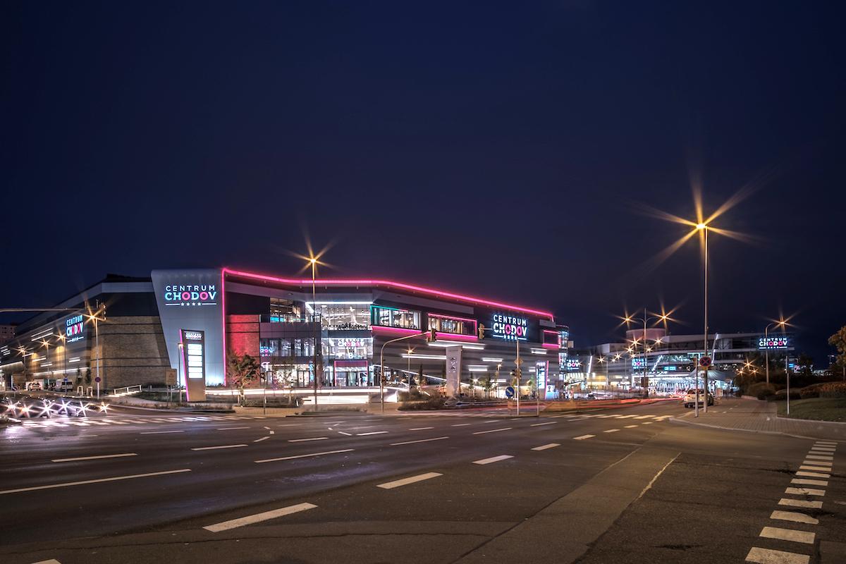 Centrum Chodov v novém
