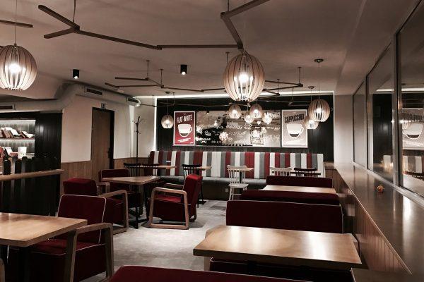 CrossCafe rozšířilo franšízovou síť o Liberec