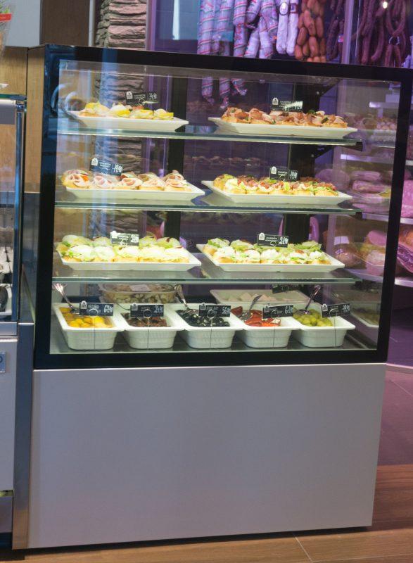 Nabídka občerstvení v Pražském řeznictví