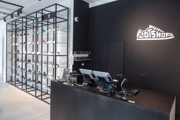 Footshop otevřel svou třetí pobočku, v Budapešti