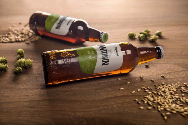 Náchodský pivovar mění lahve i etikety a uvádí speciál Primátor Tchyně