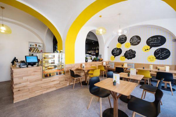 Sazka expanduje s Kavárnami štěstí za Prahu, otevřela v Kladně a Kolíně