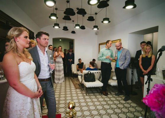 Brněnské krejčovství Galard otevřelo showroom v pražské Petrské