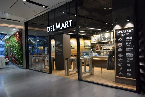 Delmart prodává přes Košík.cz, chce tak dosáhnout mimo Prahu
