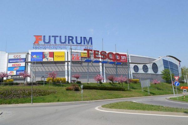 Brněnské OC Futurum mění majitele, koupily ho skupiny Trikaya a Opifer
