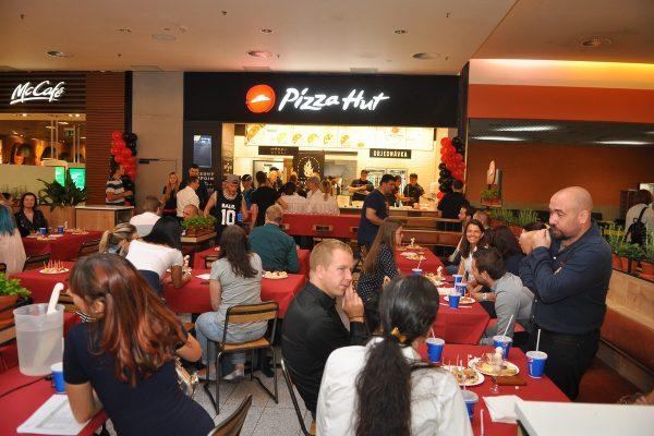 Pizza Hut zpět v Česku. První pobočku otevřela v Palladiu, další bude na Chodově