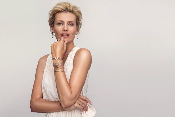 Daniela Peštová je novou ambasadorkou šperkařství Tous