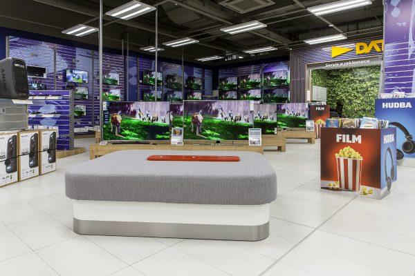 Datart pokračuje v expanzi, otvírá prodejny v Olomouci a Budějovicích