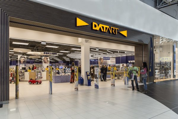 Více než polovina prodejen Euronics se do konce roku přemění na Datart