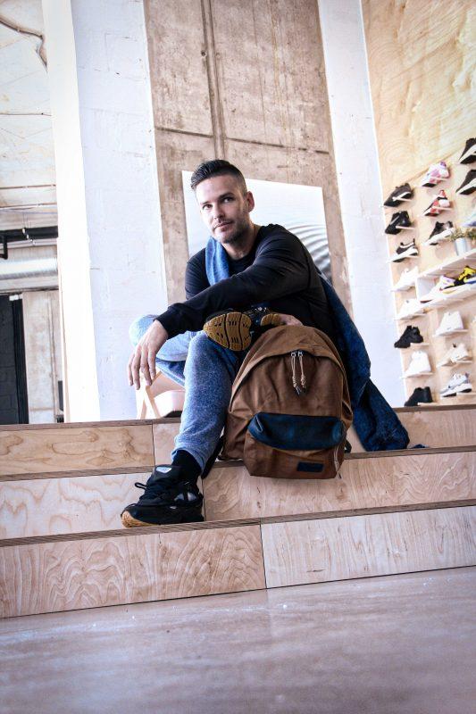 Rapper Ego je tváří Eastpaku pro Česko a Slovensko