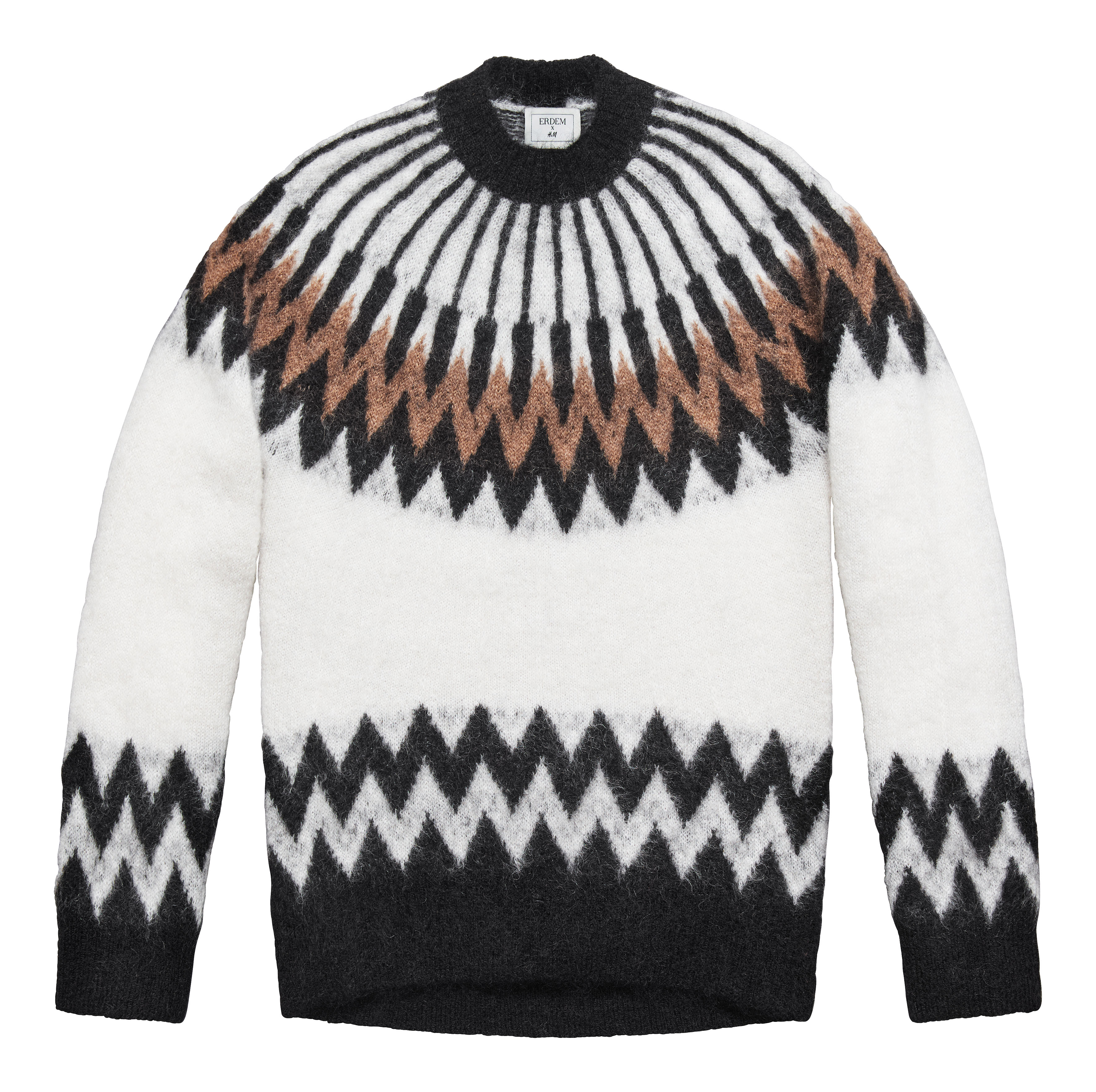 Erdem pro H&M, svetr $129