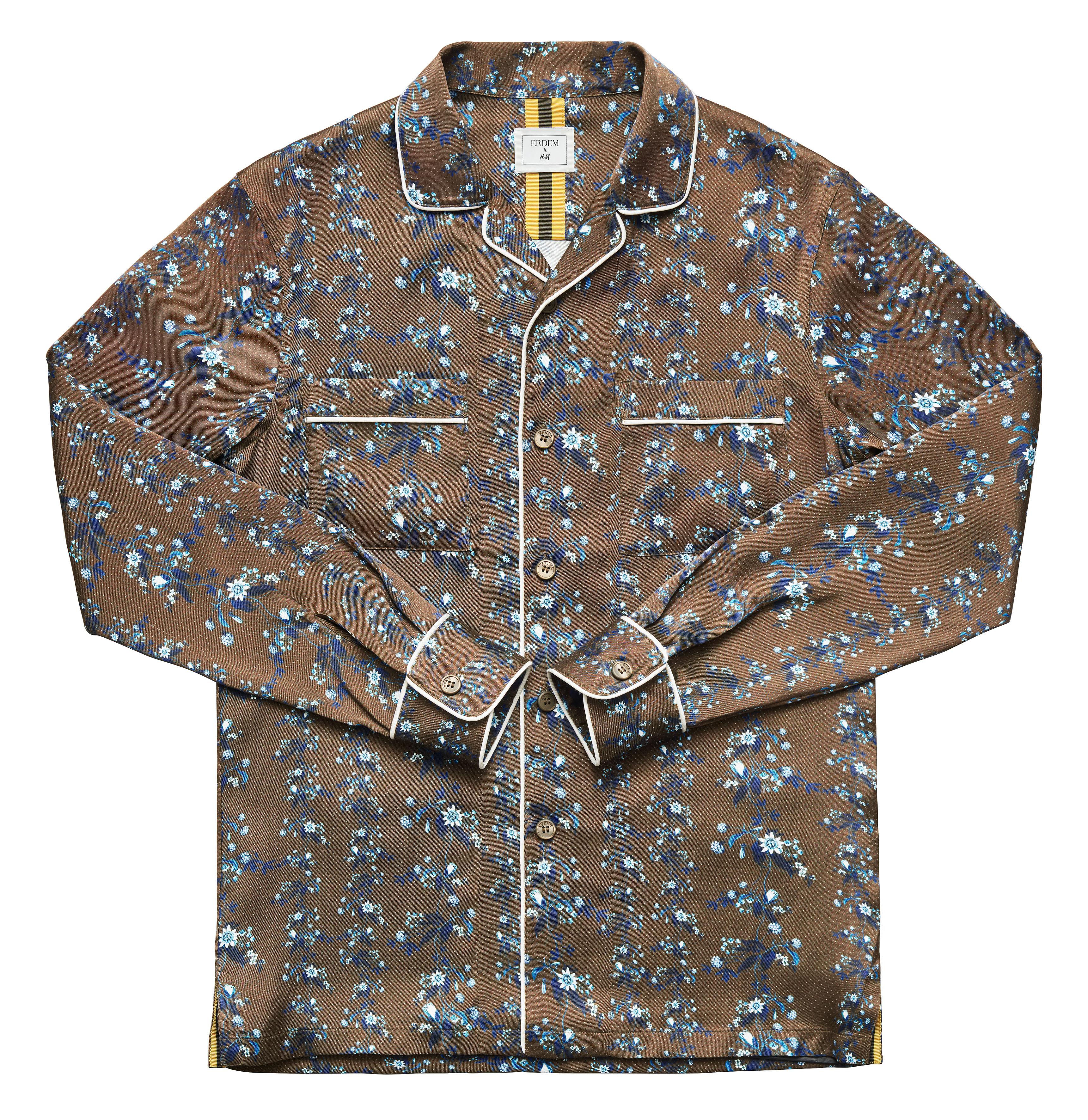Erdem pro H&M, košile $129