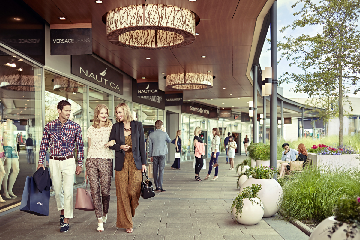 Fashion Arena Outlet Prague