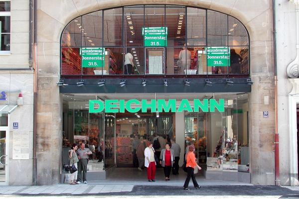 Deichmann v Česku zvýšil tržby o 4,5 %, letos otevře čtyři nové prodejny