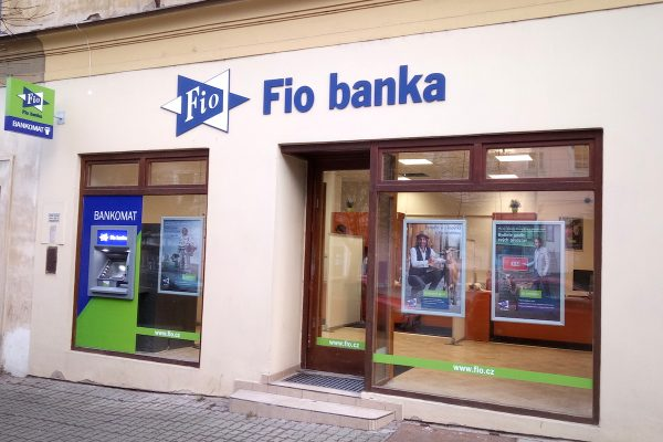 Fio banka si na nadlinku vybrala Mark BBDO