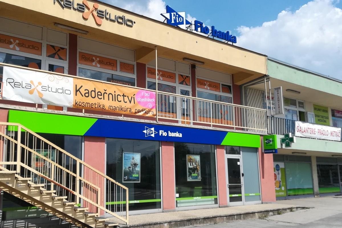 Nová pobočka Fio banky v Ostravě