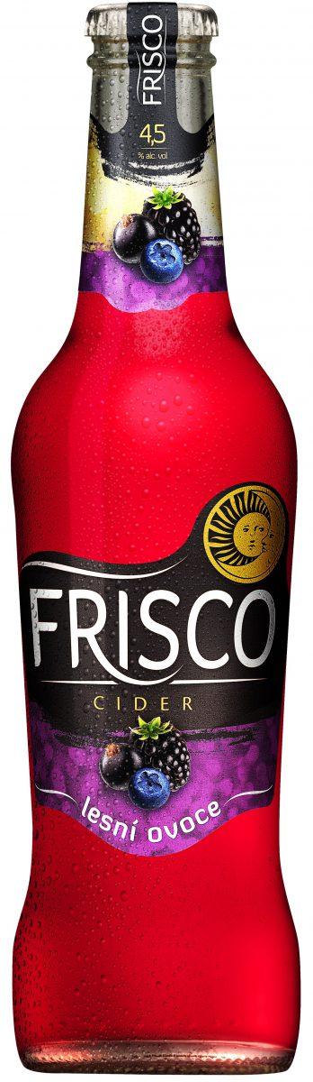 Frisco má novou příchuť Lesní ovoce