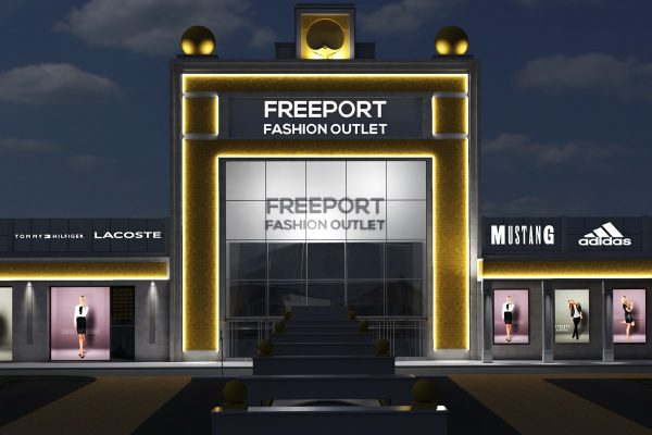 Freeport Fashion Outlet v Hatích projde remodelingem za 40 milionů Kč