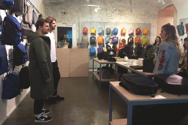 Otvírá obchod Freshlabels čistě s batohy, nově exkluzivně nabízí Freitag