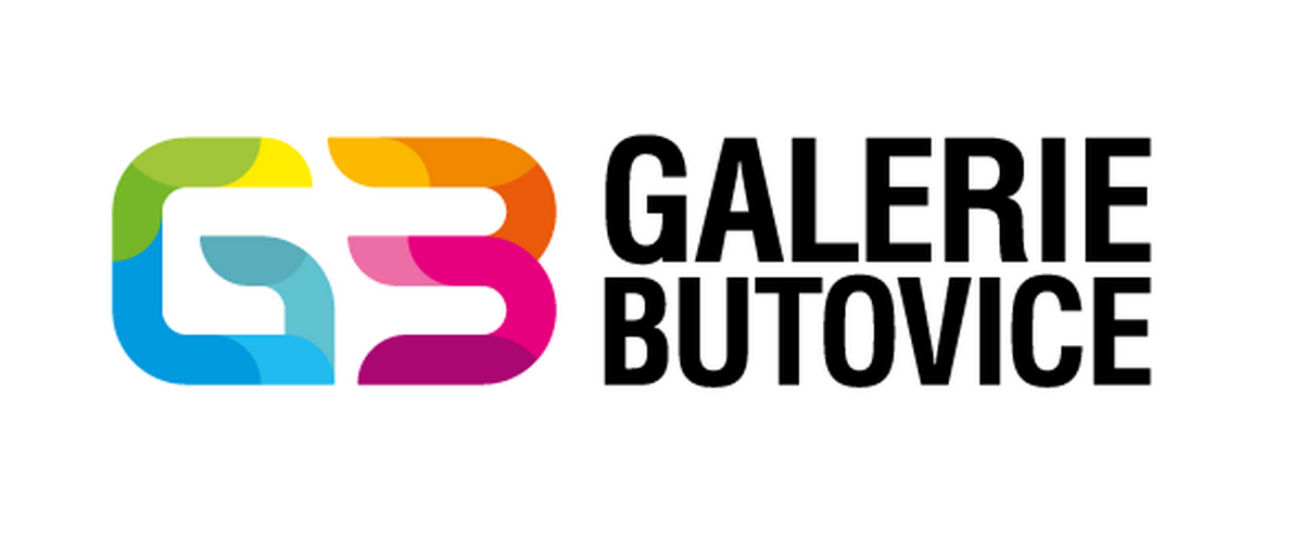 Nové logo Galerie Butovice