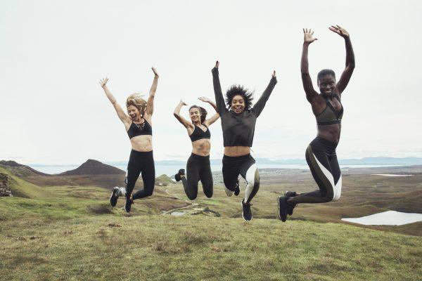 Přichází kolekce H&M Sport, funkční sportovní prádlo pro ženy