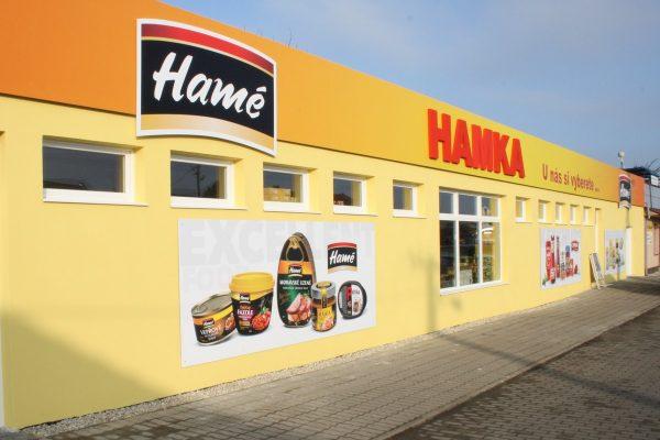 Zlínské Hamé buduje Hamé Pointy a Hamky