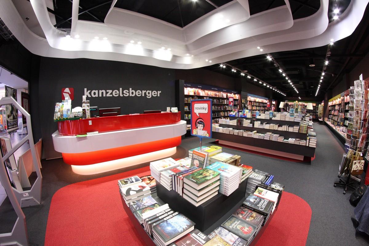 Nový design prodejen Kanzelsberger