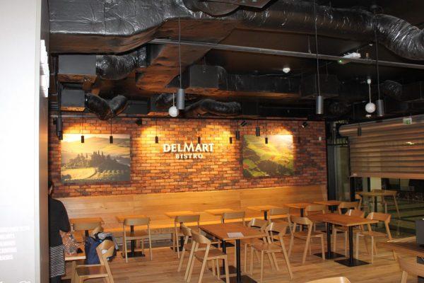Delmart otevřel třetí pražskou pobočku, u Masarykova nádraží