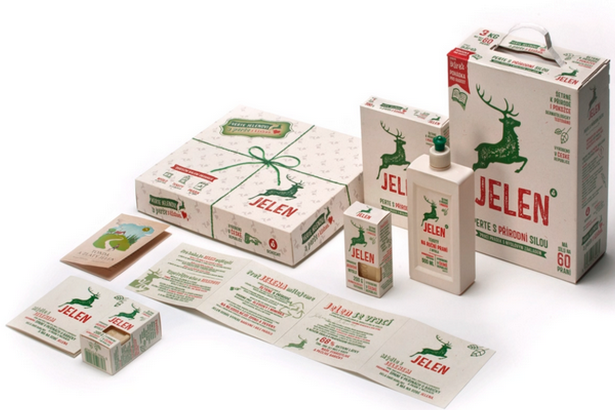 Kompletní portfolio značky Jelen