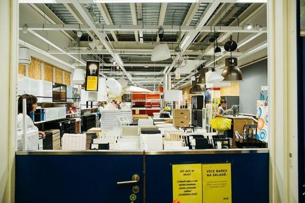Ikea spouští výkup starého nábytku naostro ve všech svých obchodních domech